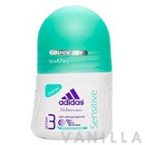 Adidas For Women Action 3 Anti-Perspirant Sensitive Deo Roll-On