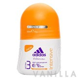 Adidas For Women Action 3 Anti-Perspirant Intensive Deo Roll-On