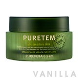 Welcos Puretem Purevera Cream