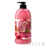 Welcos Body & Spa Shower Gel [Romantic Flower]