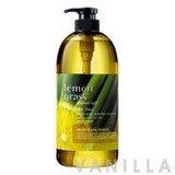 Welcos Body & Spa Shower Gel [Lemon Grass]