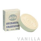 L'occitane Shea Butter Ultra Rich Face Soap