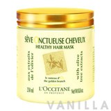 L'occitane Olive Tree Healthy Hair Mask
