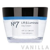 No7 Lift & Luminate Day Cream SPF15