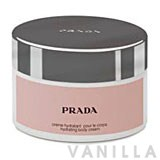 Prada Amber Perfumed Body Cream