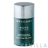 Bvlgari AQVA Pour Homme Deodorant Without Alcohol