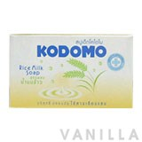 Kodomo Rice Milk Bar Soap