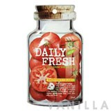 VOV Daily Fresh Face Mask Sheet Type Tomato with Collagen
