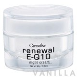 Giffarine Renewal E-Q10 Night Cream