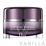 Dior Capture Totale Nuit Intensive Night Restorative Rich Creme