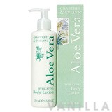 Crabtree & Evelyn Aloe Vera Hydrating Body Lotion