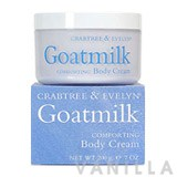 Crabtree & Evelyn Goatmilk Comforting Body Cream