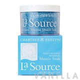Crabtree & Evelyn La Source Revitalising Mineral Muscle Soak