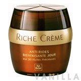 Yves Rocher Riche Creme Wrinkle Reducing Day Cream with 30 Precious Oils