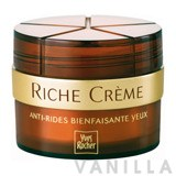 Yves Rocher Riche Creme Wrinkle Reducing Eye with 30 Precious Oils