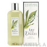 Crabtree & Evelyn Lily of the Valley Bath & Shower Gel