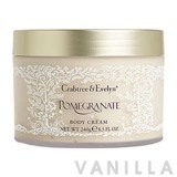 Crabtree & Evelyn Pomegranate Body Cream