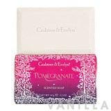 Crabtree & Evelyn Pomegranate Scented Soap