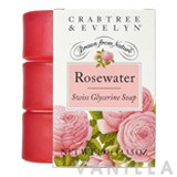 Crabtree & Evelyn Rosewater Glycerine Soap