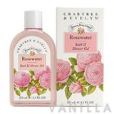 Crabtree & Evelyn Rosewater Bath & Shower Gel