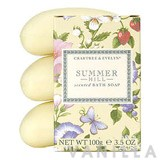 Crabtree & Evelyn Summer Hill Triple-Milled Soap