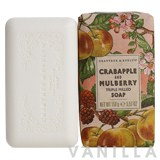 Crabtree & Evelyn Heritage Soaps Crabapple & Mulberrry Triple Milled Soap