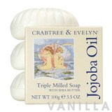 Crabtree & Evelyn Jojoba Oil Triple-Milled Soap