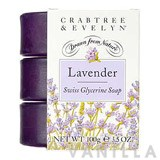 Crabtree & Evelyn Lavender Glycerine Soap