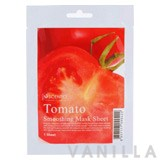 Scentio Tomato Smoothing Sheet Mask