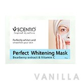 Scentio Whitening Mask Powder Bearberry Extrace & Vitamin C