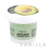 Scentio Avocado Brightening Yogurt Pack