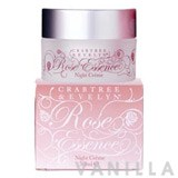 Crabtree & Evelyn Rose Essence Night Creme