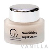 Elisees UV Whitening Nourishing Night Cream