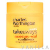 Charles Worthington Takeaways Moisture Seal Conditioner
