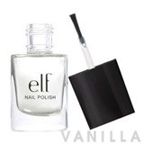 E.l.f Matte Finisher Clear Nail Polish