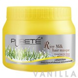 Purete Rice Milk Hair Masque