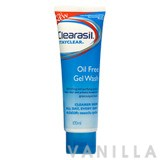 Clearasil Stayclear Oil Free Gel Wash