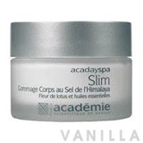 Academie Acadayspa Body Peeling with Himalayan Salt
