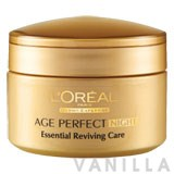 L'oreal Age Perfect Essence Essential Reviving Care Night Cream
