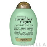Organix Enriching Cucumber Yogurt Conditioner
