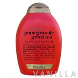 Organix Revitalizing Pomegranate Green Tea Conditioner