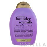 Organix Fortifying Lavender Soymilk Conditioner