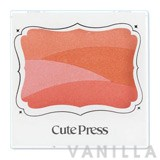 Cute Press Color Fantasy Lovely Blush