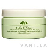 Origins Brighter By Nature High-Potency Brightening Peel