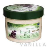 Boots Amazon Forest Brazil Nut & Vanilla Body Scrub