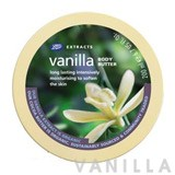 Boots Extracts Vanilla Body Butter
