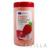 Boots Ingredients Strawberry & Yoghurt Intensive Hair Treatment