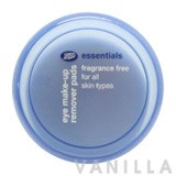 Boots Fragrance Free Eye Make Up Remover Pads