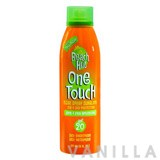 Beach Hut One Touch Clear Spray Sunblock SPF20