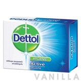 Dettol Hygienic Active Soap